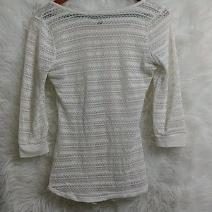 Almost Famous Tops - New ALMOST FAMOUS 3/4 Sleeve Top L20